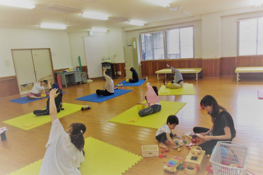 マタニティヨーガ 妊婦 教室