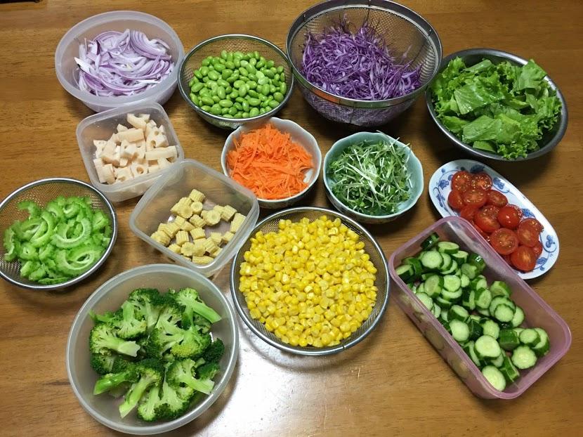 野菜の日 子育て